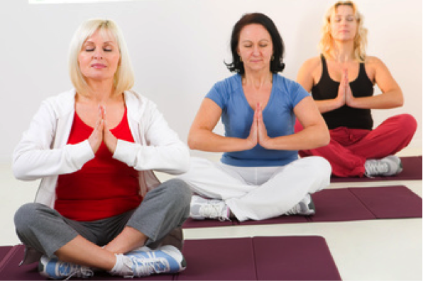 Using Yoga During Menopause