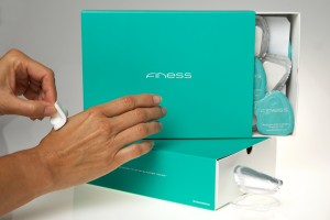Finess stops bladder leaks comfortably! Taking the stress out of stress urinary incontinence