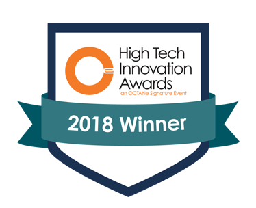 High Tech Innovation Winner 2018